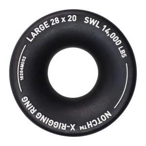 Notch X-Rigging Ring 20 x 14 mm