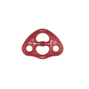 DMM Bat plate small red