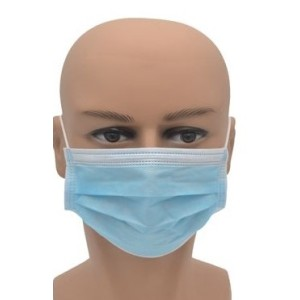 SPENQ FACE MASKS 3PLY TYPE 2   50 PIECES