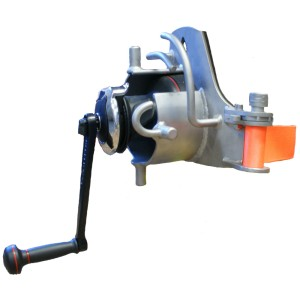 Smart rigging winch